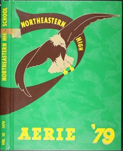 1979 Edition, Northeastern High School - Aerie Yearbook (Elizabeth City, NC)
