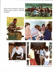 Page 12, 1980 Edition, Wallace Rose Hill High School - Reminiscence Yearbook (Teachey, NC) online yearbook collection