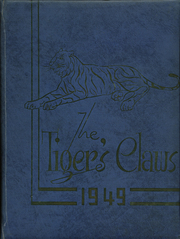 1949 Edition, Mount Pleasant High School - Tiger Roar Yearbook (Mount Pleasant, NC)
