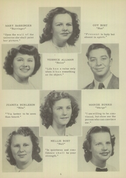 Page 10, 1949 Edition, Mount Pleasant High School - Tiger Roar Yearbook (Mount Pleasant, NC) online yearbook collection