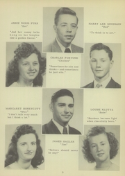 Page 13, 1949 Edition, Mount Pleasant High School - Tiger Roar Yearbook (Mount Pleasant, NC) online yearbook collection