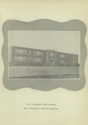 Page 5, 1949 Edition, Mount Pleasant High School - Tiger Roar Yearbook (Mount Pleasant, NC) online yearbook collection