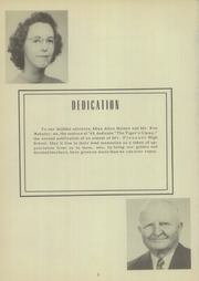 Page 6, 1949 Edition, Mount Pleasant High School - Tiger Roar Yearbook (Mount Pleasant, NC) online yearbook collection