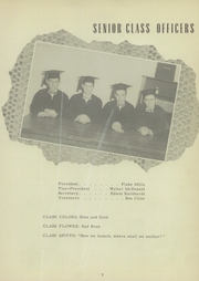 Page 9, 1949 Edition, Mount Pleasant High School - Tiger Roar Yearbook (Mount Pleasant, NC) online yearbook collection