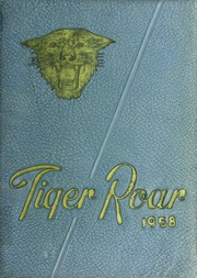 Mount Pleasant High School - Tiger Roar Yearbook (Mount Pleasant, NC) online yearbook collection, 1958 Edition, Page 1