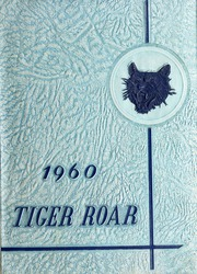 Mount Pleasant High School - Tiger Roar Yearbook (Mount Pleasant, NC) online yearbook collection, 1960 Edition, Page 1