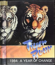 1984 Edition, Mount Pleasant High School - Tiger Roar Yearbook (Mount Pleasant, NC)