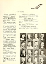 Page 15, 1941 Edition, Rocky Mount High School - Hi Noc Ar Yearbook (Rocky Mount, NC) online yearbook collection
