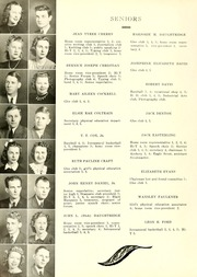 Page 16, 1941 Edition, Rocky Mount High School - Hi Noc Ar Yearbook (Rocky Mount, NC) online yearbook collection