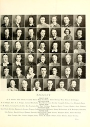 Page 9, 1941 Edition, Rocky Mount High School - Hi Noc Ar Yearbook (Rocky Mount, NC) online yearbook collection