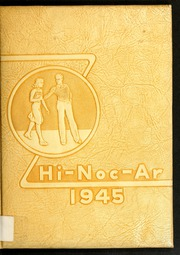 Rocky Mount High School - Hi Noc Ar Yearbook (Rocky Mount, NC) online yearbook collection, 1945 Edition, Page 1