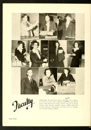 Page 12, 1945 Edition, Rocky Mount High School - Hi Noc Ar Yearbook (Rocky Mount, NC) online yearbook collection