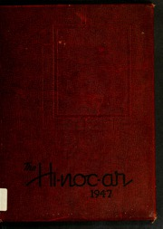 Page 1, 1947 Edition, Rocky Mount High School - Hi Noc Ar Yearbook (Rocky Mount, NC) online yearbook collection