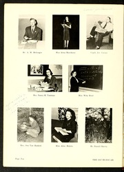 Page 12, 1947 Edition, Rocky Mount High School - Hi Noc Ar Yearbook (Rocky Mount, NC) online yearbook collection
