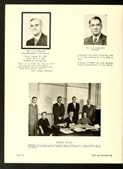 Page 10, 1949 Edition, Rocky Mount High School - Hi Noc Ar Yearbook (Rocky Mount, NC) online yearbook collection