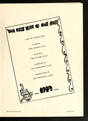 Page 15, 1949 Edition, Rocky Mount High School - Hi Noc Ar Yearbook (Rocky Mount, NC) online yearbook collection