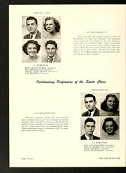 Page 16, 1949 Edition, Rocky Mount High School - Hi Noc Ar Yearbook (Rocky Mount, NC) online yearbook collection