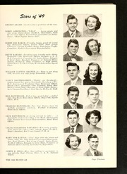 Page 17, 1949 Edition, Rocky Mount High School - Hi Noc Ar Yearbook (Rocky Mount, NC) online yearbook collection