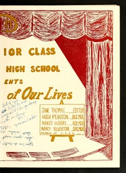 Page 7, 1949 Edition, Rocky Mount High School - Hi Noc Ar Yearbook (Rocky Mount, NC) online yearbook collection