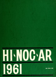 Rocky Mount High School - Hi Noc Ar Yearbook (Rocky Mount, NC) online yearbook collection, 1961 Edition, Page 1