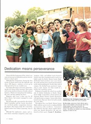 Page 14, 1984 Edition, Rocky Mount High School - Hi Noc Ar Yearbook (Rocky Mount, NC) online yearbook collection