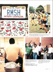 Page 15, 1984 Edition, Rocky Mount High School - Hi Noc Ar Yearbook (Rocky Mount, NC) online yearbook collection