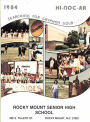 Page 5, 1984 Edition, Rocky Mount High School - Hi Noc Ar Yearbook (Rocky Mount, NC) online yearbook collection