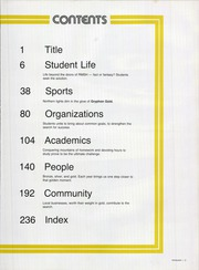 Page 7, 1984 Edition, Rocky Mount High School - Hi Noc Ar Yearbook (Rocky Mount, NC) online yearbook collection
