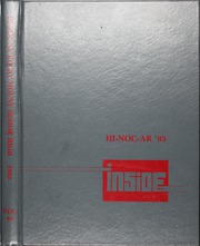 1985 Edition, Rocky Mount High School - Hi Noc Ar Yearbook (Rocky Mount, NC)