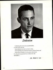 Page 14, 1966 Edition, Union Pines High School - Buckler Yearbook (Cameron, NC) online yearbook collection