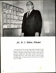 Page 16, 1966 Edition, Union Pines High School - Buckler Yearbook (Cameron, NC) online yearbook collection