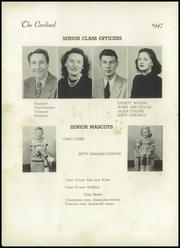 Page 10, 1947 Edition, Jacksonville High School - Cardinal Yearbook (Jacksonville, NC) online yearbook collection