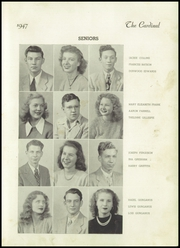 Page 11, 1947 Edition, Jacksonville High School - Cardinal Yearbook (Jacksonville, NC) online yearbook collection