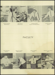 Page 14, 1959 Edition, Jacksonville High School - Cardinal Yearbook (Jacksonville, NC) online yearbook collection