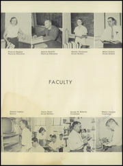 Page 15, 1959 Edition, Jacksonville High School - Cardinal Yearbook (Jacksonville, NC) online yearbook collection
