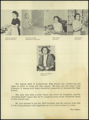 Page 16, 1959 Edition, Jacksonville High School - Cardinal Yearbook (Jacksonville, NC) online yearbook collection