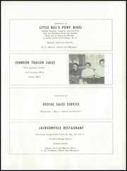 Page 157, 1960 Edition, Jacksonville High School - Cardinal Yearbook (Jacksonville, NC) online yearbook collection