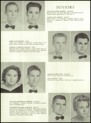 Page 56, 1960 Edition, Jacksonville High School - Cardinal Yearbook (Jacksonville, NC) online yearbook collection
