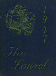 1947 Edition, Millbrook High School - Laurel Yearbook (Raleigh, NC)