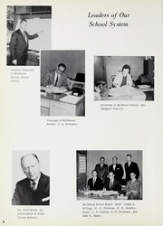 Page 12, 1963 Edition, Millbrook High School - Laurel Yearbook (Raleigh, NC) online yearbook collection