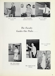 Page 13, 1963 Edition, Millbrook High School - Laurel Yearbook (Raleigh, NC) online yearbook collection