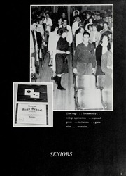 Page 17, 1963 Edition, Millbrook High School - Laurel Yearbook (Raleigh, NC) online yearbook collection