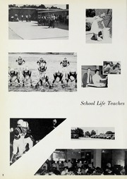 Page 6, 1963 Edition, Millbrook High School - Laurel Yearbook (Raleigh, NC) online yearbook collection