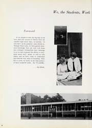 Page 8, 1963 Edition, Millbrook High School - Laurel Yearbook (Raleigh, NC) online yearbook collection
