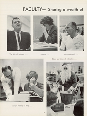 Page 10, 1966 Edition, North Forsyth High School - Cynosure Yearbook (Winston Salem, NC) online yearbook collection