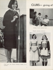 Page 12, 1966 Edition, North Forsyth High School - Cynosure Yearbook (Winston Salem, NC) online yearbook collection