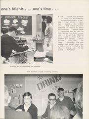 Page 13, 1966 Edition, North Forsyth High School - Cynosure Yearbook (Winston Salem, NC) online yearbook collection