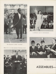 Page 16, 1966 Edition, North Forsyth High School - Cynosure Yearbook (Winston Salem, NC) online yearbook collection