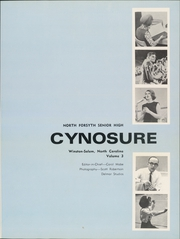 Page 5, 1966 Edition, North Forsyth High School - Cynosure Yearbook (Winston Salem, NC) online yearbook collection