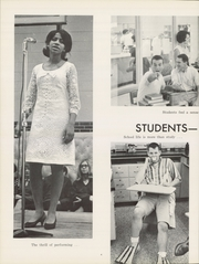 Page 8, 1966 Edition, North Forsyth High School - Cynosure Yearbook (Winston Salem, NC) online yearbook collection